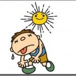 熱中症の症状で吐き気は危険?頭痛と下痢は?最新処置と対処法!